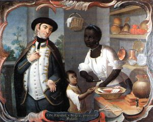 Pintura de José de Páez (1727-18780?)
