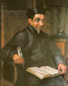 Retrato de Juan de Castellanos (1522-1607)