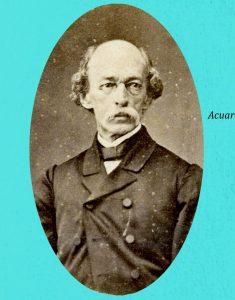 Manuel Ancízar, 1812-1882