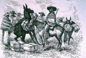 Comerciantes del siglo XIX