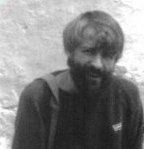 Paul Emile Dupret. Fotografía: Beatriz Bayona, 1982